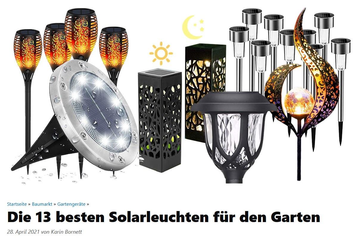 solarleuchten